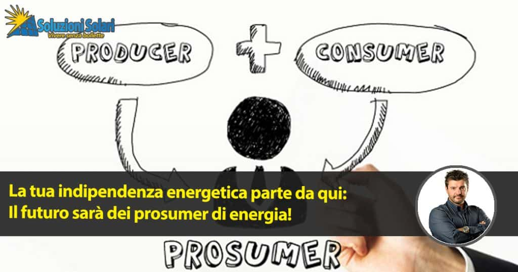 progettare casa il futuro impianto elettrico impianto idraulico prosumer energia indipendenza energetica