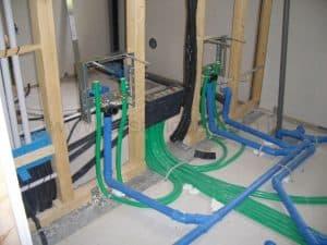 Impianto elettrico e idraulico casa niente compromessi - Impianto acqua casa ...