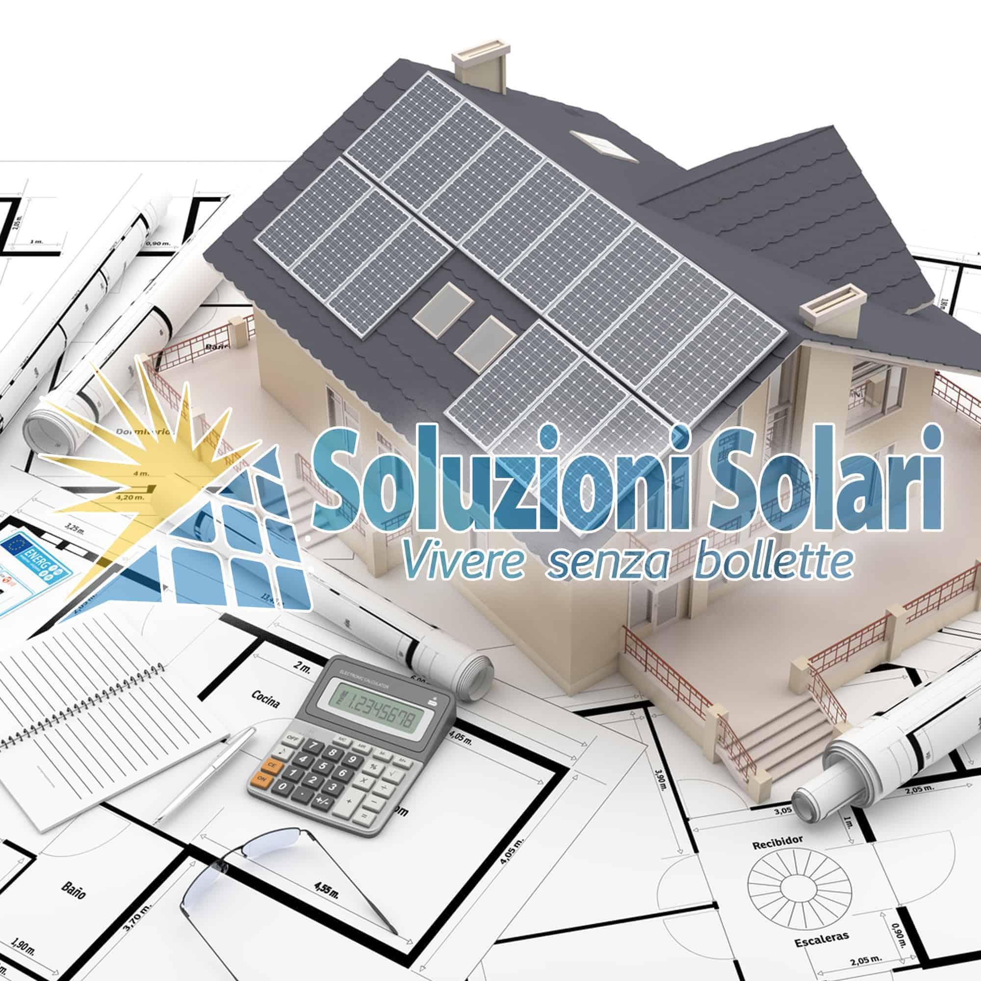 Soluzioni solari impianti no gas per vivere senza bollette - Quanto costa ristrutturare casa da zero ...