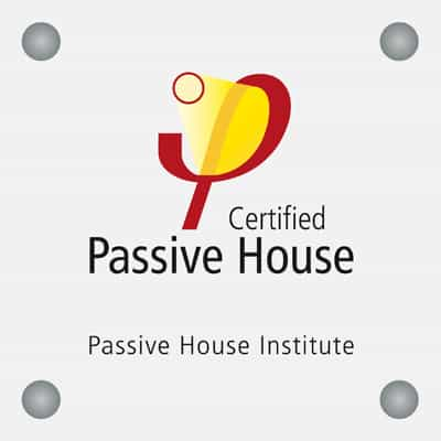 passivhouse casaclima impianto riscaldamento condizionamento radiante fotovoltaico