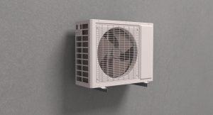 se l'unità esterna è quella di un climatizzatore, allora hai a che fare con delle pompe di calore commerciali