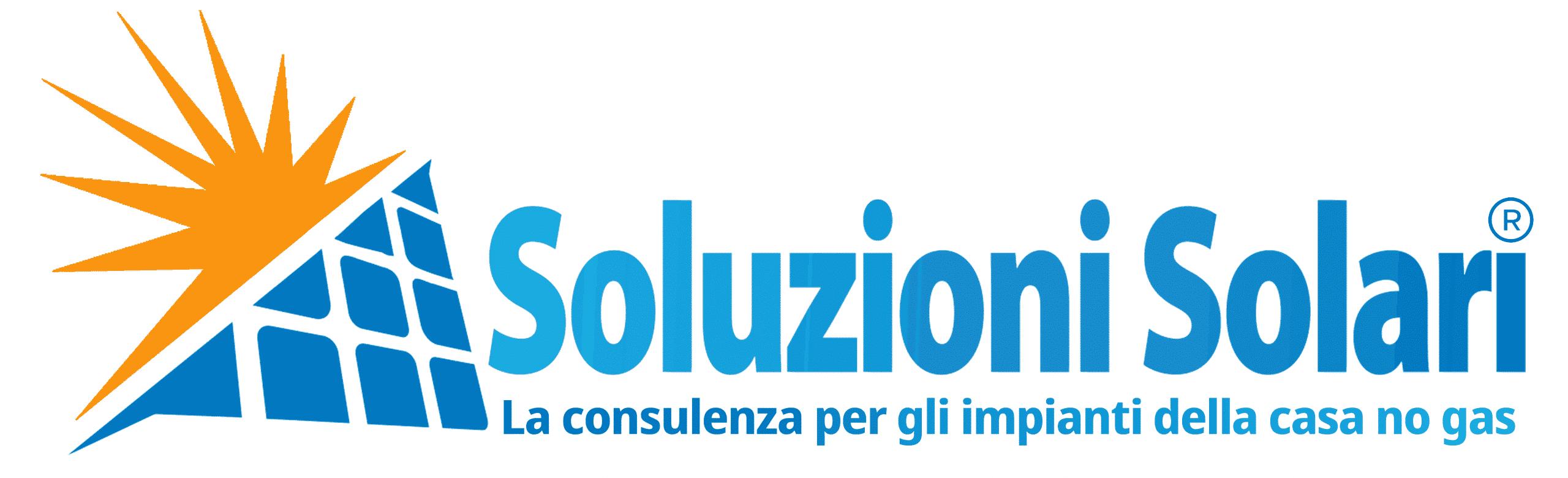 Logo soluzioni solari registrato