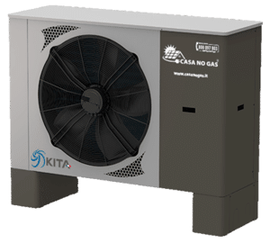 Pompa di calore per termosifoni e fotovoltaico